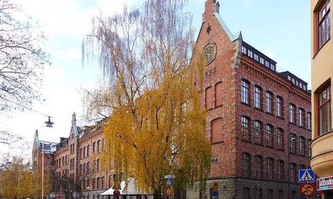 Katarina norra skola referens Lågenergihus
