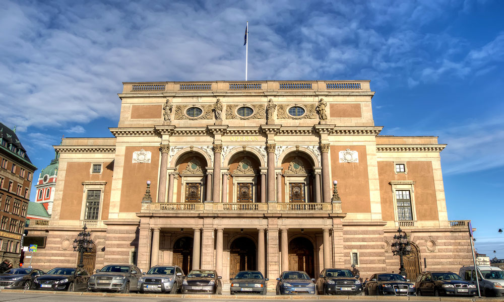 Kungliga Operan referens grön energiförsörjning